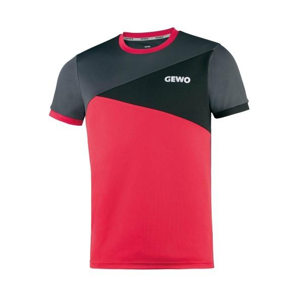 T-Shirt Anzio rot_1