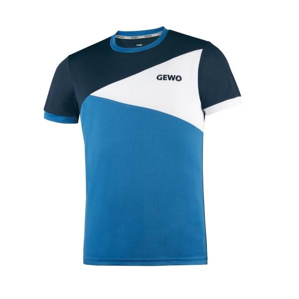 T-Shirt Anzio blau_1