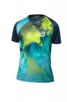 302142_T-shirt_Kane_navy_lime_grey_1