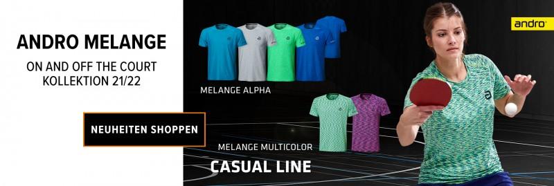 andro Shirt Melange